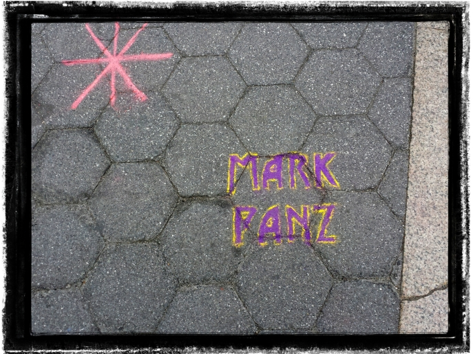 Mark Panz street art